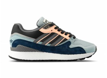 Adidas Ultra Tech Ash Grey Grey Four Clear Orange BD7934
