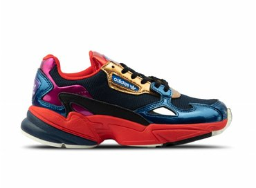 Adidas Falcon  Collegiate Navy Red CG6632