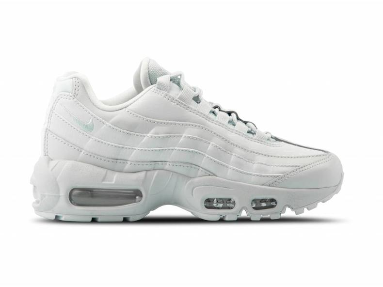 witte nike air max sneakers dames