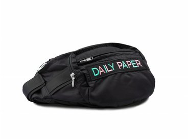 Daily Paper x Bruut Waist Bag Black Mint Pink 00S1TS08 05