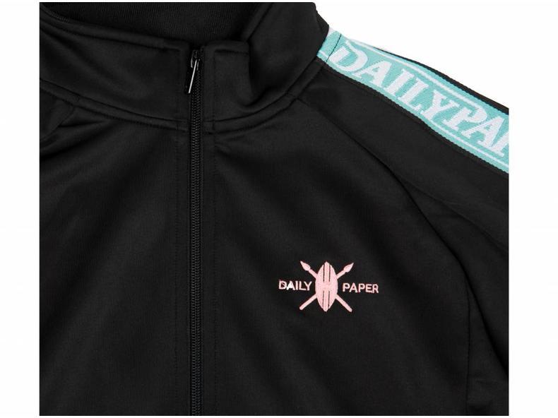 x Bruut Dapevest Black Mint Pink 00S1TS08 04