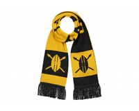 Daily Paper Daily Scarf Yellow Black 18F1AC20 02