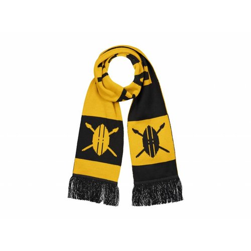 Daily Scarf Yellow Black 18F1AC20 02