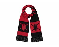 Daily Paper Daily Scarf Red Black 18F1AC20 03
