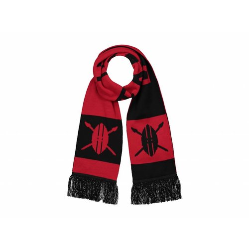 Daily Scarf Red Black 18F1AC20 03