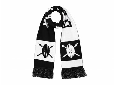 Daily Paper Daily Scarf Black White 18F1AC20 01