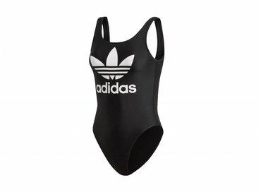 Adidas Trefoil Swimsuit Black DV2579
