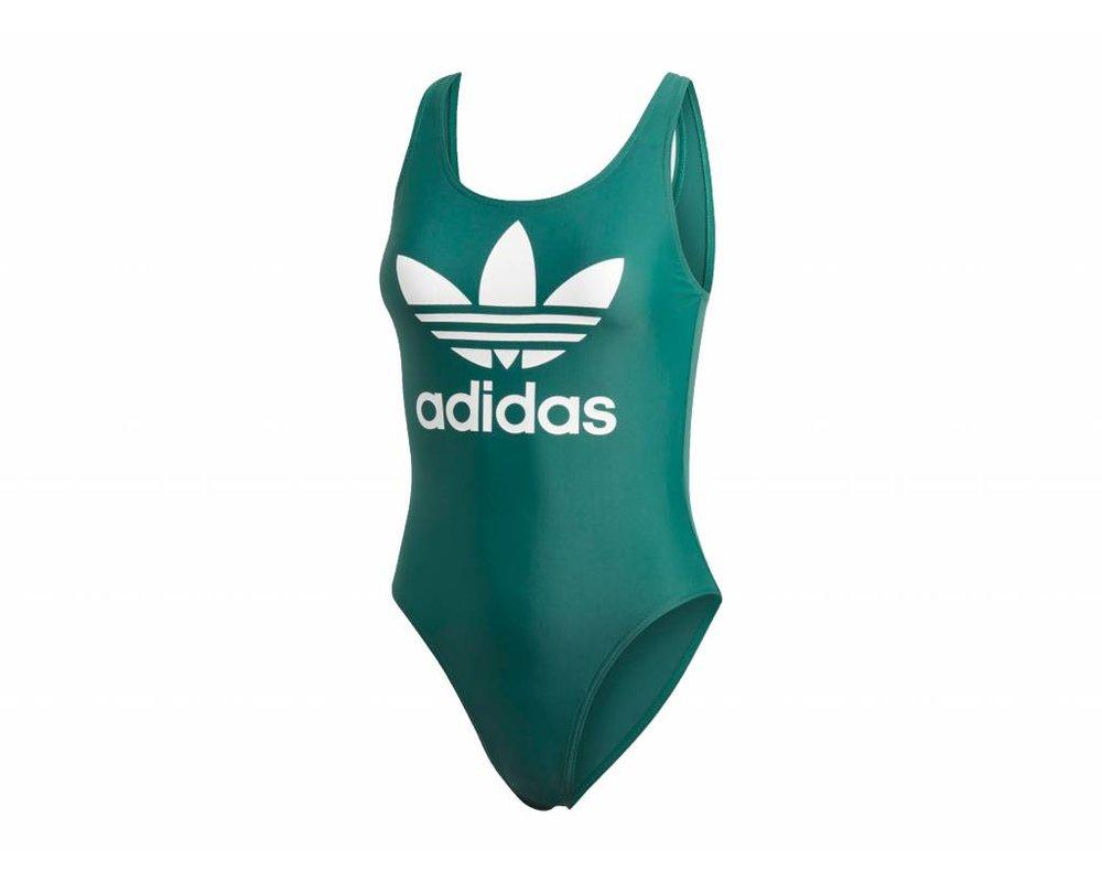 Adidas Adidas Swimsuit Green ED1055