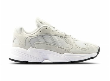 Adidas Yung 1 Grey One Grey One Footwear White BD7659