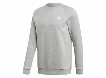Adidas Essential Crew Medium Grey Heather DV1642