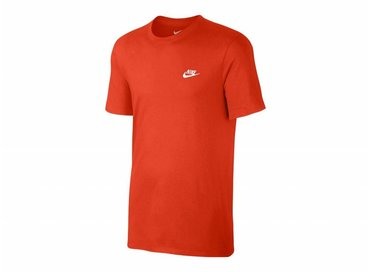 Nike Sportswear Club Tee Red AR4997 657