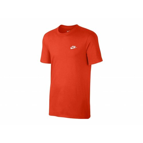 Sportswear Club Tee Red AR4997 657