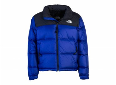 The North Face Womens 1996 Retro Nuptse Jacket Aztec Blue T93JQR5NX