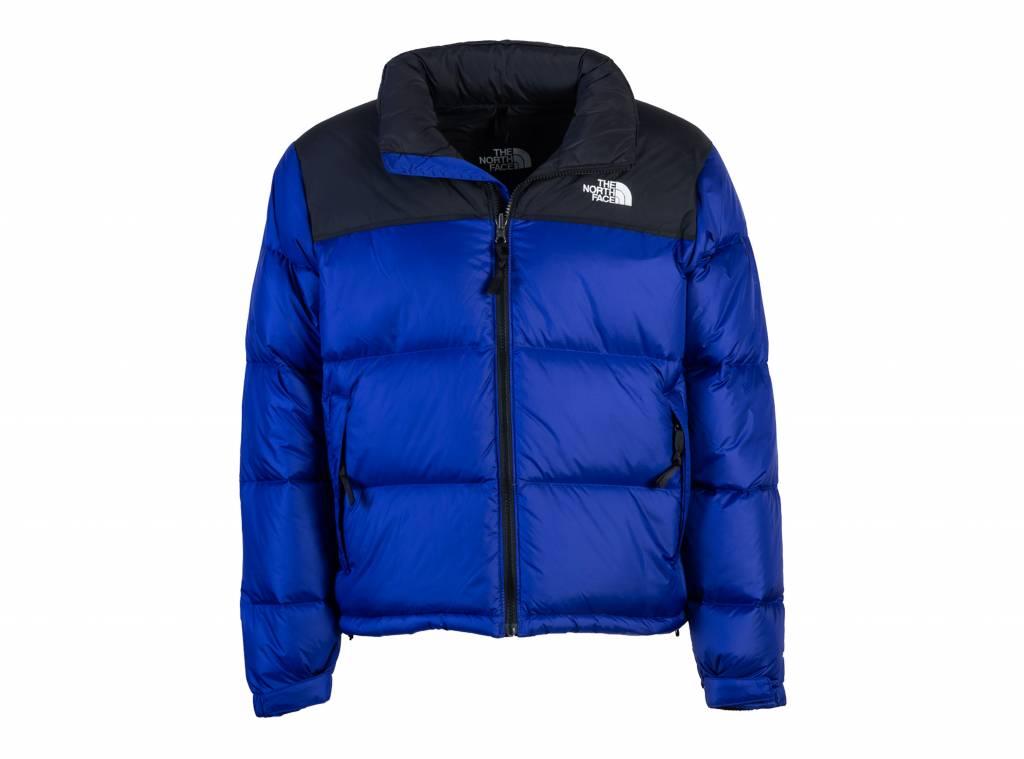 Womens 1996 Retro Nuptse Jacket Aztec Blue T93JQR5NX