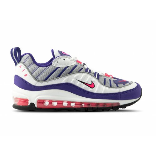 W Air Max 98 White Racer Pink AH6799 110