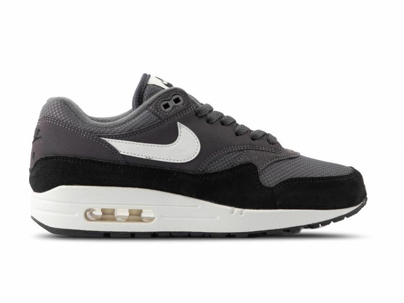 nike air max 1 heren grey