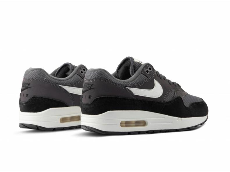 sports shoes f4538 b4c18 Air Max 1 Thunder Grey Sail Sail Black AH8145 012