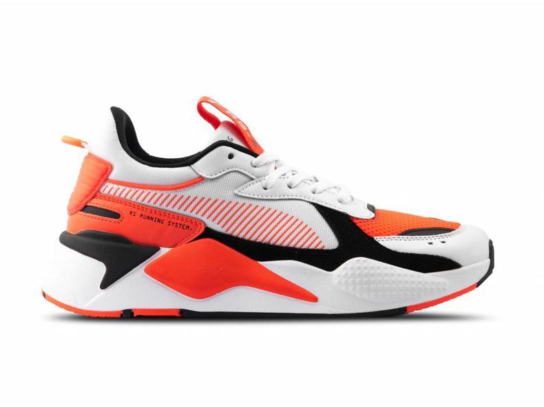 RS X Reinvention Puma White Red Blast 369579 02