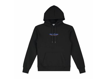 Daily Paper Essential Hoodie Black 19S1HD0806