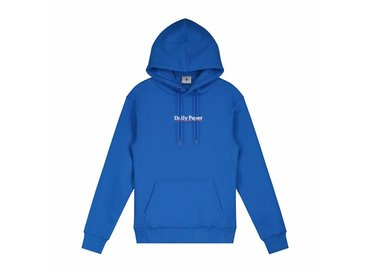 Daily Paper Essential Hoodie Blue 19S1HD0802