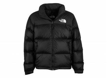 The North Face Womens 1996 Retro Nuptse Jacket Black T93JQRJK3