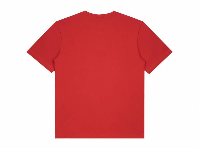 Essential T Shirt Red 19S1TS18 01