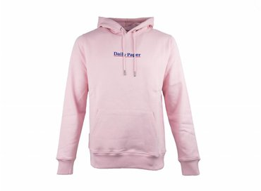 Daily Paper Essential Hoodie Pink 19S1HD0804