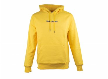Daily Paper Essential Hoodie Light Yellow 19S1HD08 05