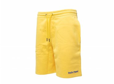 Daily Paper Essential Fleece Short Light Yellow  19S1SH07 05