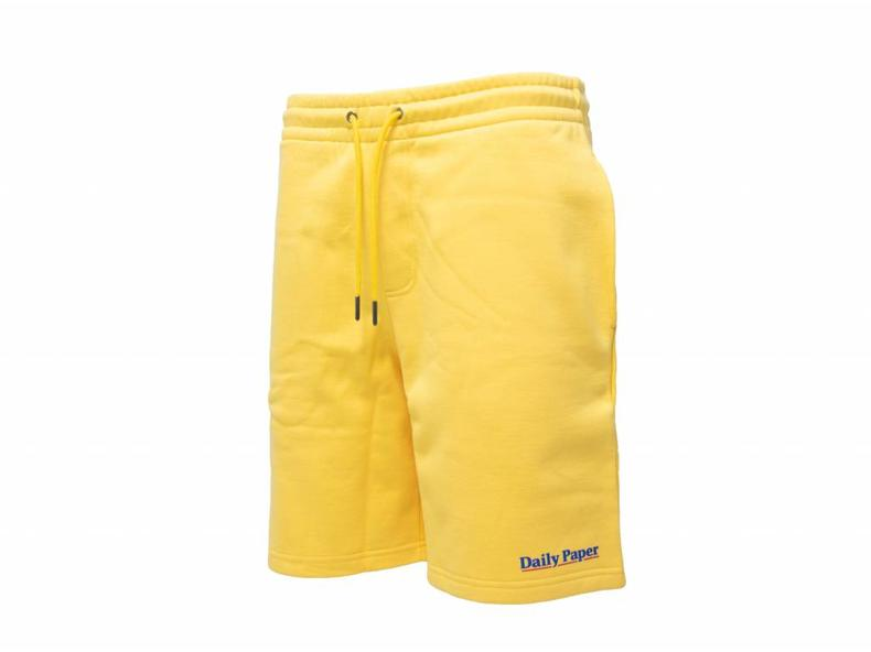 Essential Fleece Short Light Yellow  19S1SH07 05