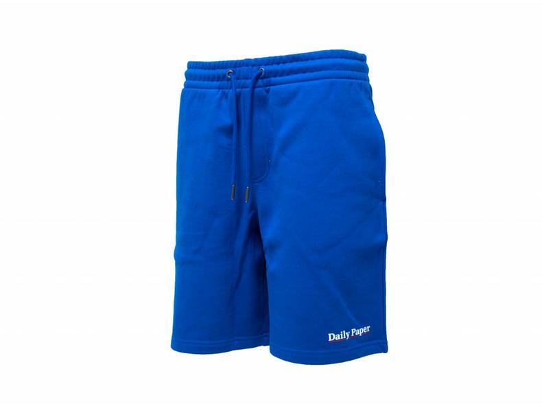 Essential Fleece Short Blue 19S1SH07 02