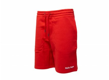 Daily Paper Essential Fleece Short Red 19S1SH07 01