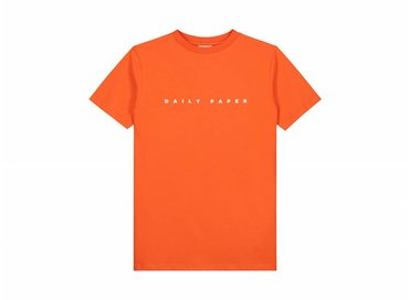 Daily Paper Alias T Shirt Orange NOSTS09