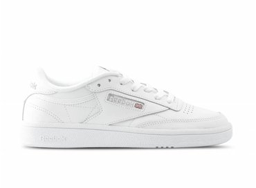 Reebok Club C 85 White Light Grey BS7685
