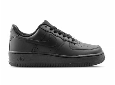 Nike WMNS Air Force 1 '07 Black Black 315115 038