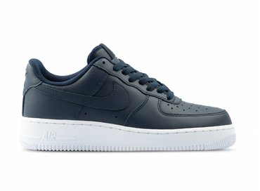 Nike Air Force 1 '07 Obsidian Obsidian White AA4083 400
