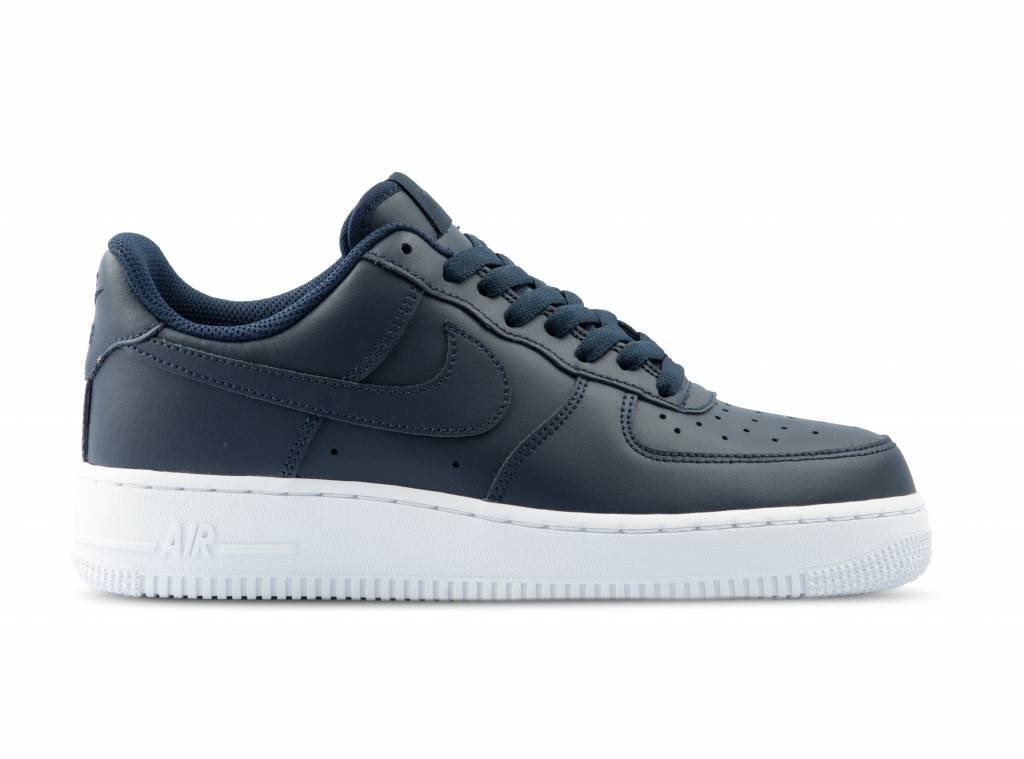 Nike Air Force 1' ´07 Sneaker Herren obsidian obsidian white
