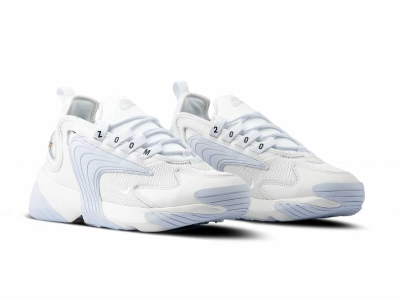 Zoom 2K Sail White Black AO0269 100