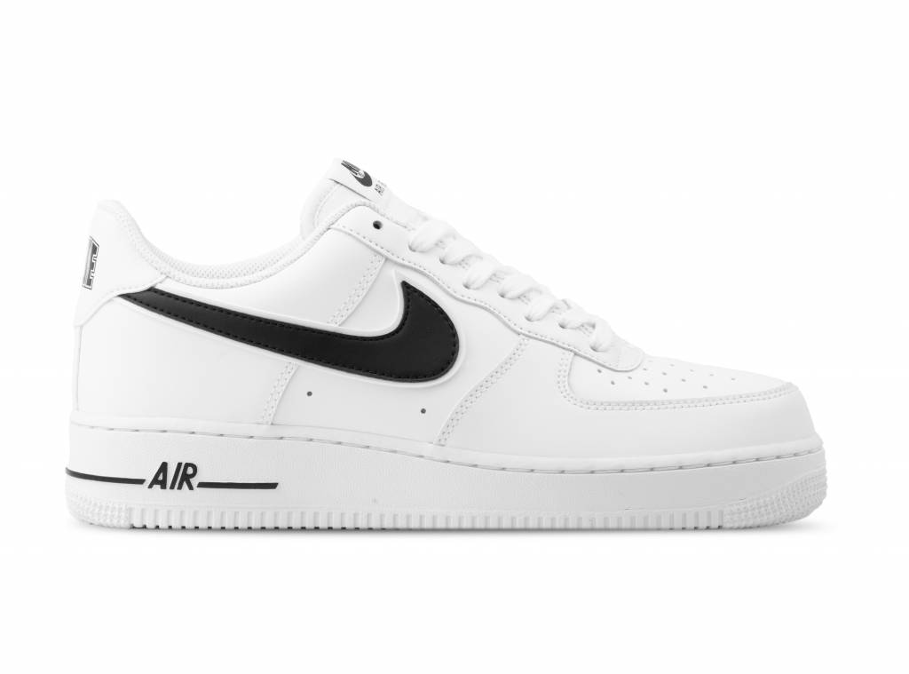 Nike Air Force 1 '07 3 White Black AO2423 101 | Bruut Online