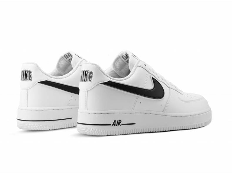 384e4564a3a Nike Air Force 1 '07 3 White Black AO2423 101 | Bruut Online shop ...