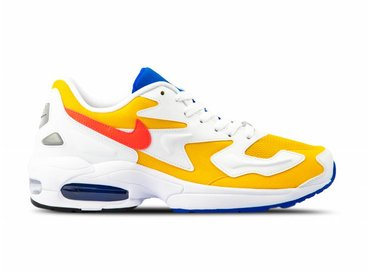 Nike Air Max2 Light University Gold Flash Crimson Laser Blue AO1741 700