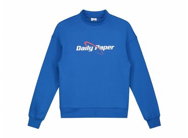 Daily Paper Essential Sweater Blue 19S1SW04 02