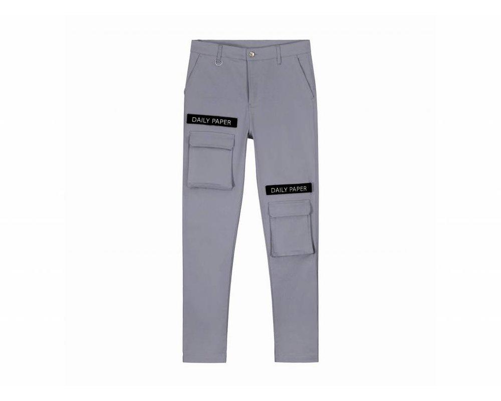 Daily Paper Cargo Pants Dark Grey 18S1PA15