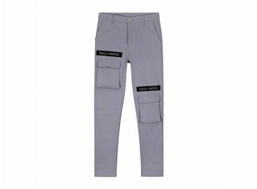 Daily Paper Cargo Pants Dark Grey 18S1PA15