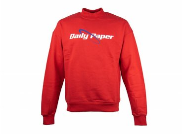 Daily Paper Essential Sweater Red 19S1SW04 04