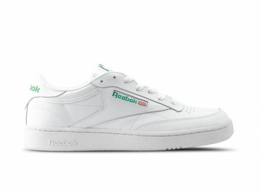 Reebok Club C 85 White Green AR0456