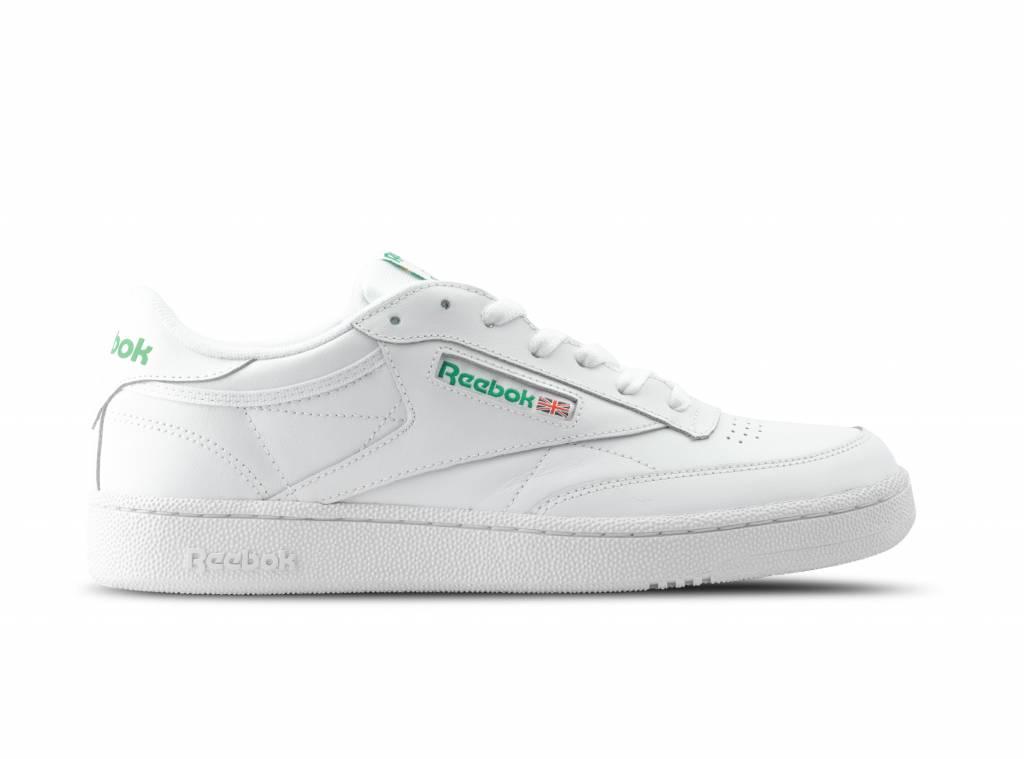 Club C 85 White Green AR0456