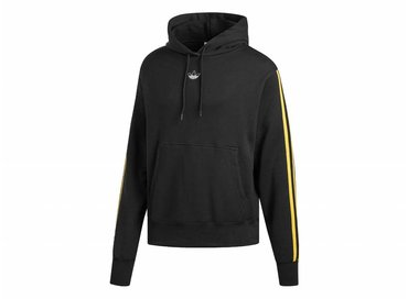 Adidas FT Bball Hoodie Black Bo Gold DV3257