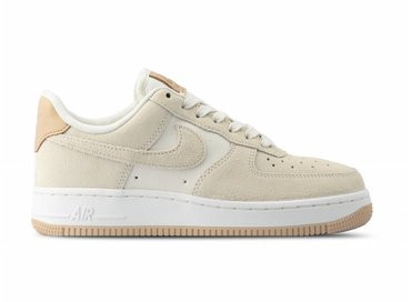 Nike WMNS Air Force 1 '07 PRM Pale Ivory Pale Ivory 896185 102