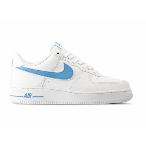 Air Force 1 '07 3 White University Blue AO2423 100